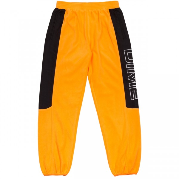 Dime Polar Fleece Track Pant (Gold/Black)