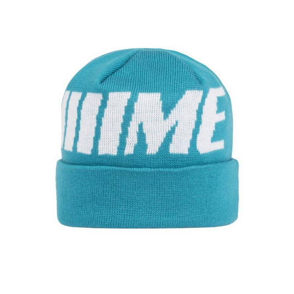 Dime Screaming Beanie (Teal)