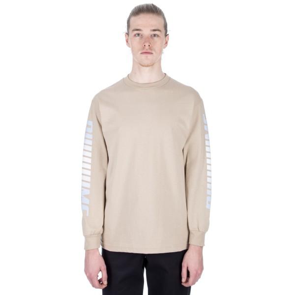 Dime Screaming Long Sleeve T-Shirt (Sand)