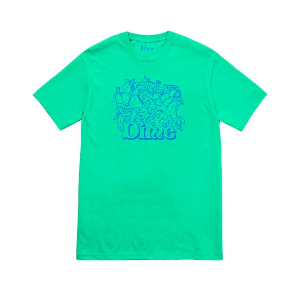 Dime Speakeasy T-Shirt (Mint)