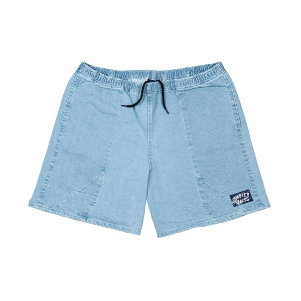 Quartersnacks Denim Jorts (Light Blue)