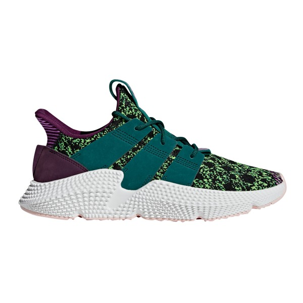 adidas Originals x Dragon Ball Z Prophere 'Cell' (Base Green/Shock Purple/Supplier Colour)