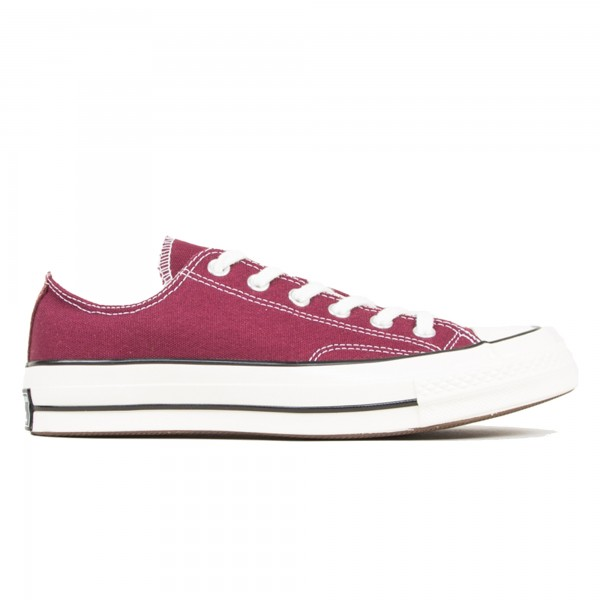 Converse All Star Chuck Taylor 70 OX (Dark Burgundy/Black/Egret)