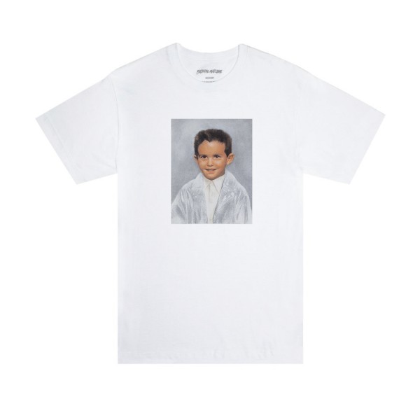 Fucking Awesome Dylan T-Shirt (White)