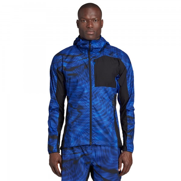 adidas TERREX by White Mountaineering Wind Jacket (Collegiate Royal)
