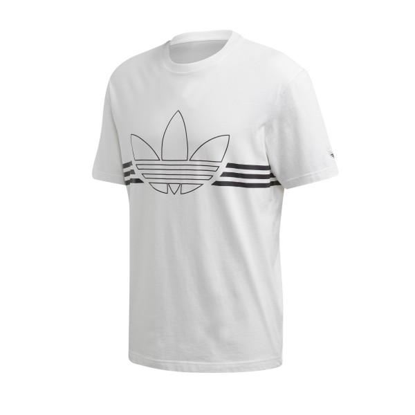 adidas Originals Outline T-Shirt (White)