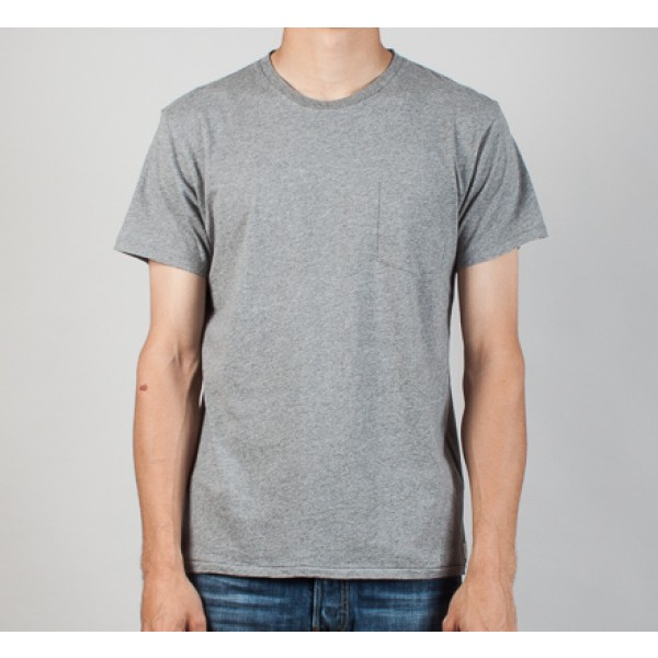 Edwin Pocket T-Shirt (Grey Marl)