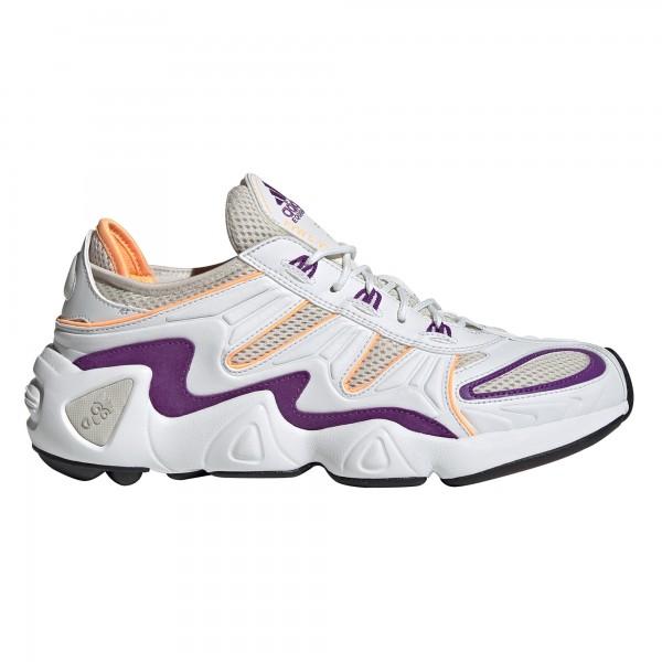 adidas Originals FYW S-97 (Crystal White/Crystal White/Flash Orange)