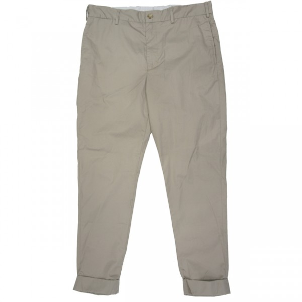 Engineered Garments Cinch Pant (Khaki High Count Twill)