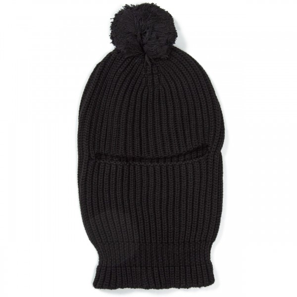 Engineered Garments Face Beanie (Black)