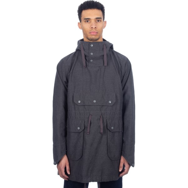 Engineered Garments Over Parka (Charcoal Activecloth)