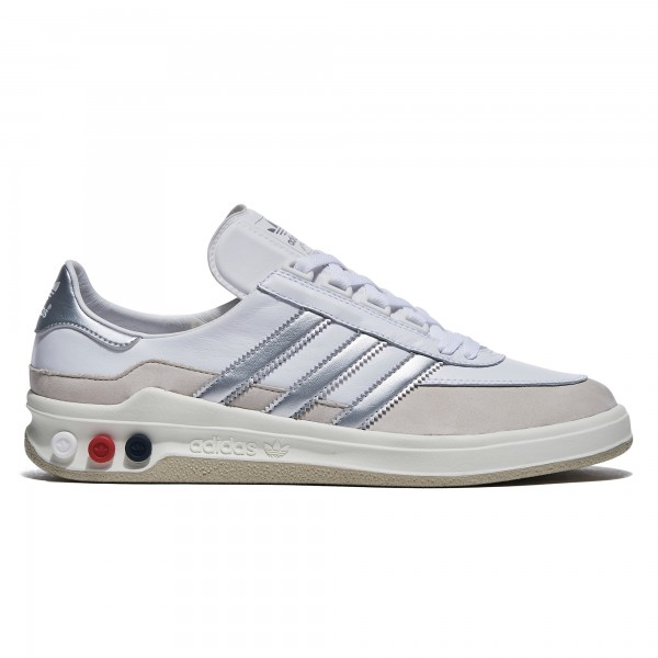 adidas Originals x SPEZIAL GLXY SPZL (Footwear White/Silver Metallic/Off White)