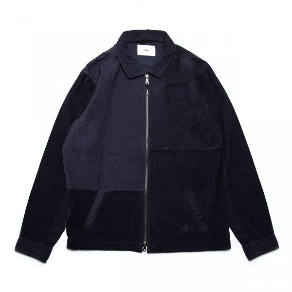 Folk Fraction Jacket (Charcoal)