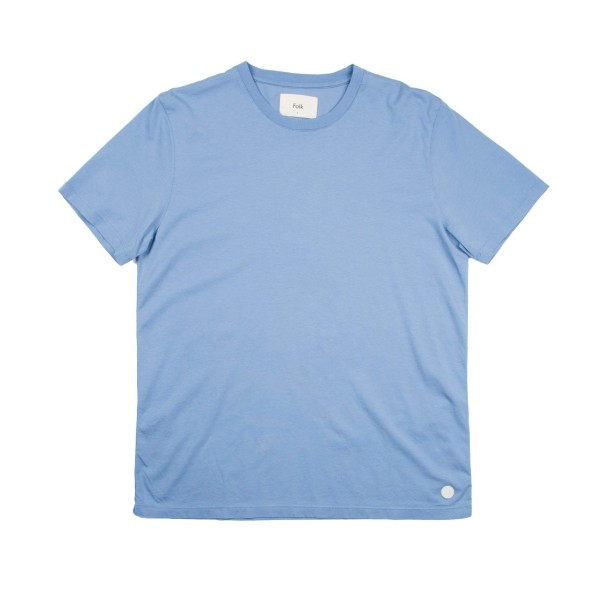 Folk Assembly T-Shirt (Blue)