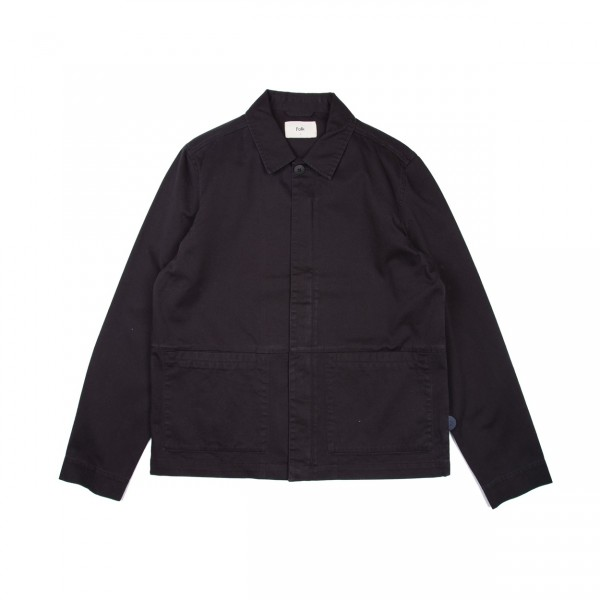 Folk Burner Jacket (Black)