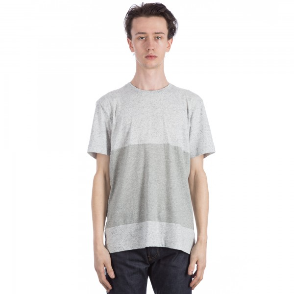 Folk Prospect T-Shirt (Grey Fleck)