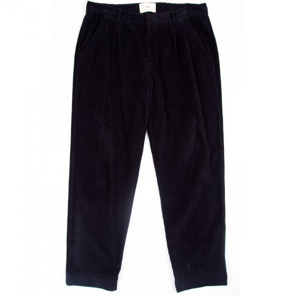 Folk Signal Pants (Charcoal Corduroy)