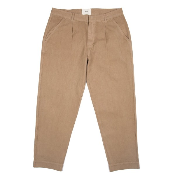 Folk Signal Pant (Oatmeal Canvas)