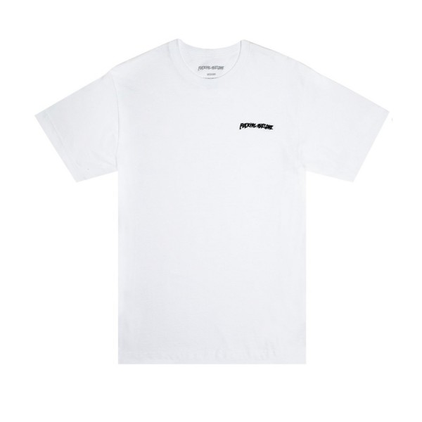 Fucking Awesome Cyborg T-Shirt (White)