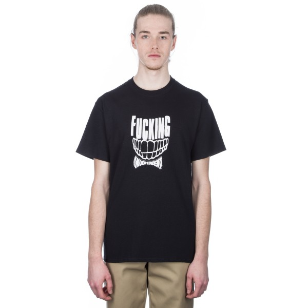 Fucking Awesome x Independent All Smiles T-Shirt (Black)