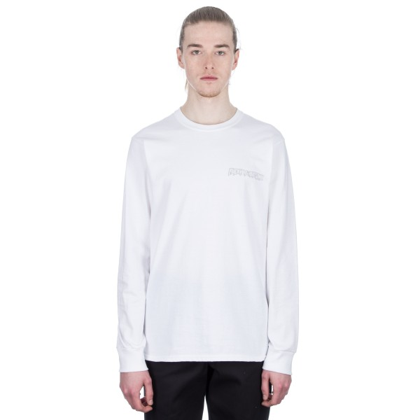 Fucking Awesome x Independent Hostage Long Sleeve T-Shirt (White)