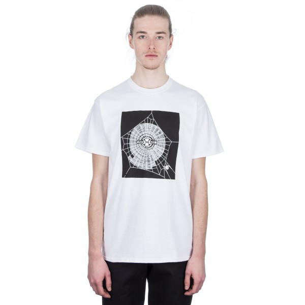 Fucking Awesome x Independent Web T-Shirt (White)