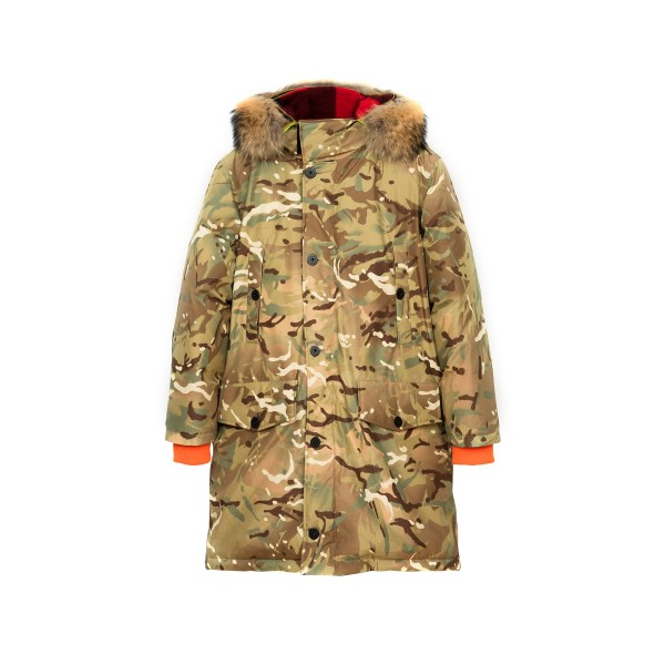 Griffin Studio Sleeping Bag Coat (Camo)