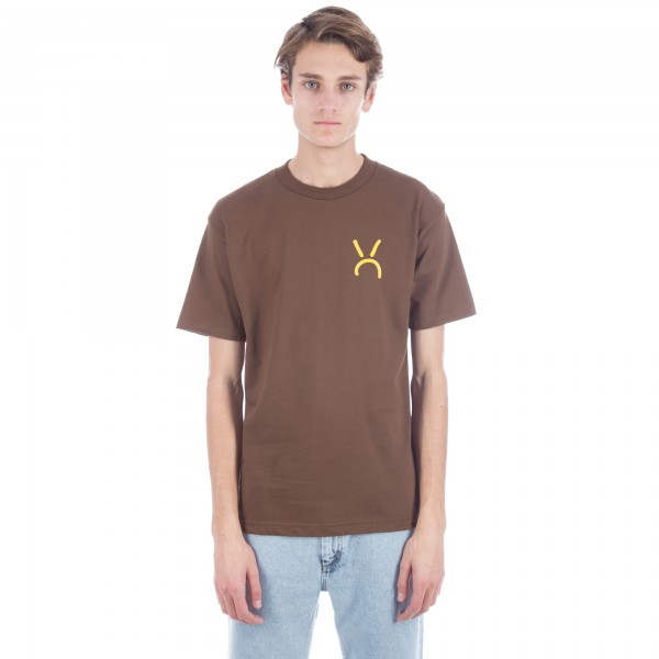 GX1000 Mkue T-Shirt (Coffee)