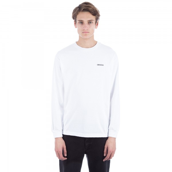 GX1000 OG Long Sleeve T-Shirt (White)