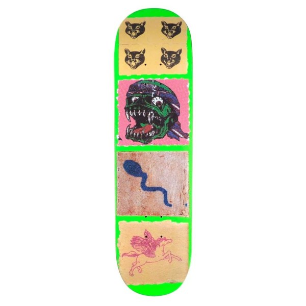 """GX1000 Party Pack Skateboard Deck 8.25"""" (One)"""