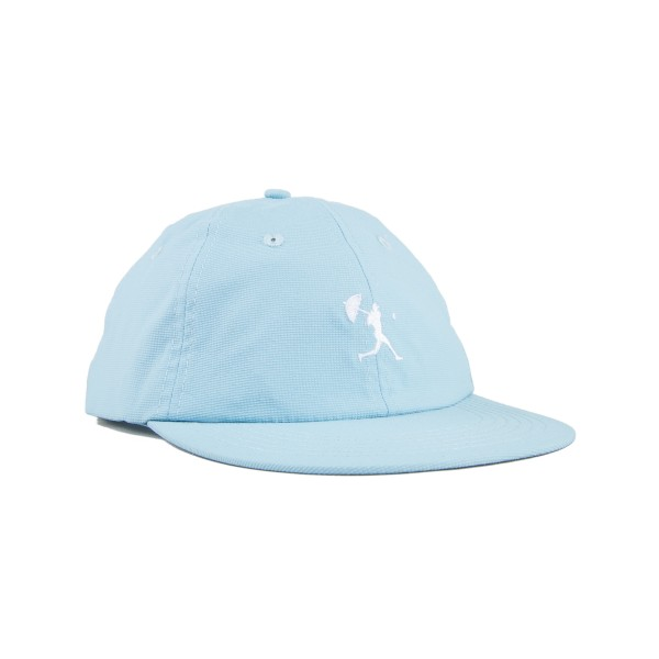 Hélas Baller 6 Panel Cap (Clear Blue)