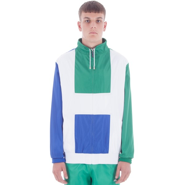 Hélas Big H Tracksuit Jacket (Green)
