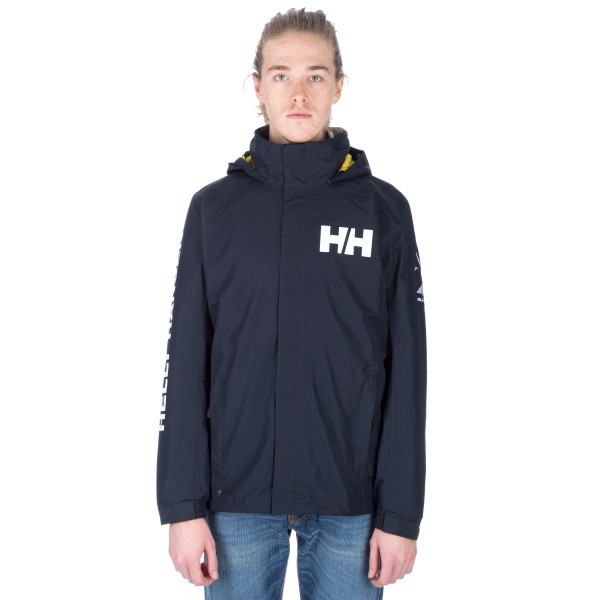 Helly Hansen Crew Jacket (Navy)