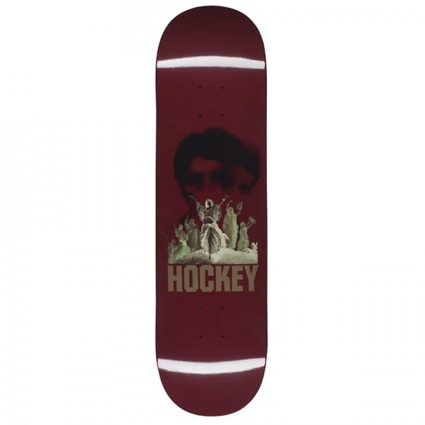 Hockey Kevin Rodrigues Serenade Skateboard Deck 8.18""