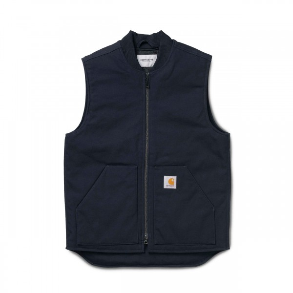Carhartt Vest (Dark Navy Rigid)