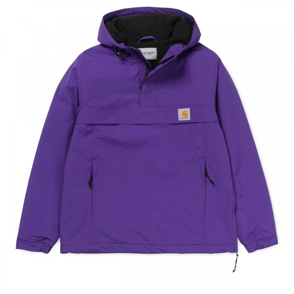 Carhartt Nimbus Pullover Hooded Jacket (Frosted Viola)