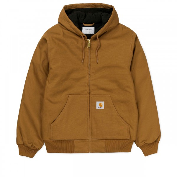 Carhartt Active Hooded Jacket (Hamilton Brown)