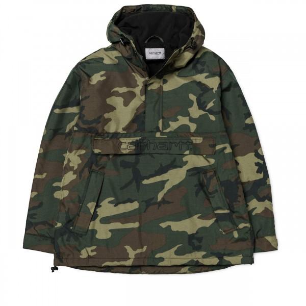 Carhartt Visner Pullover Jacket (Camo Laurel)