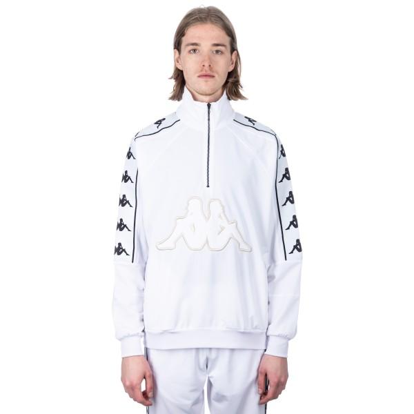 Kappa Kontroll Half-Zip Banda Jacket (White)