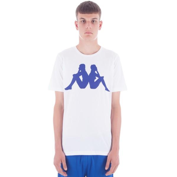 Kappa Kontroll LA.84 Medal T-Shirt (White)