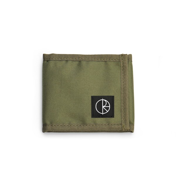 Polar Skate Co. Cordura Wallet (Olive)