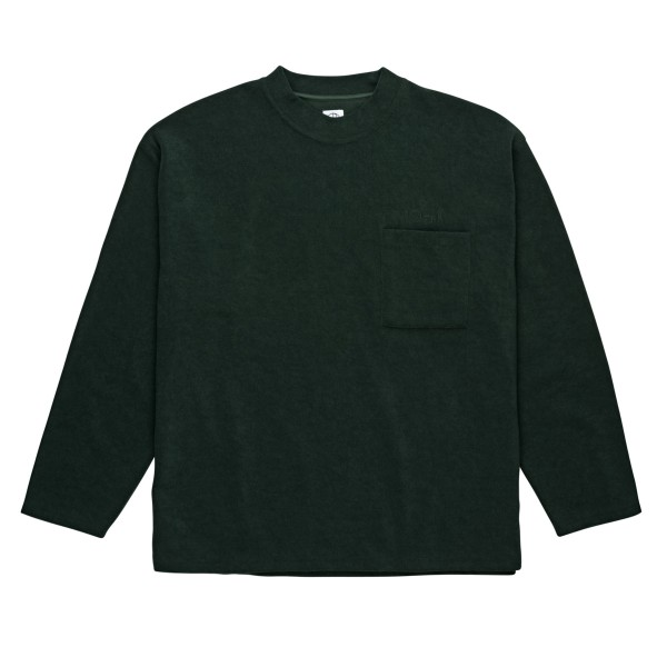 Polar Skate Co. Terry Pullover (Dark Green)