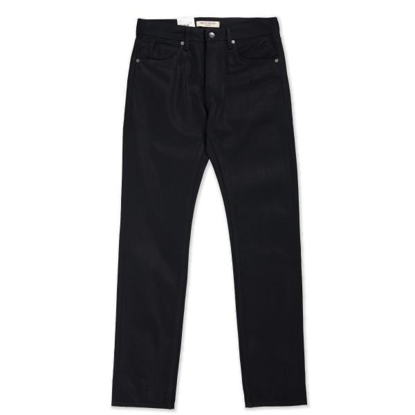 Levi's Made & Crafted Tack Slim Denim Jeans (Black Selvedge)