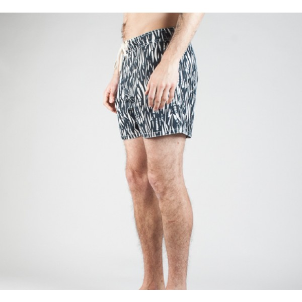 Lightning Bolt Water Top Crane Boardshort (Moonless Night)