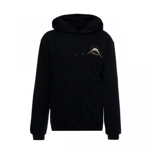 Maharishi Mountain Pullover Hooded Sweatshirt (Black)