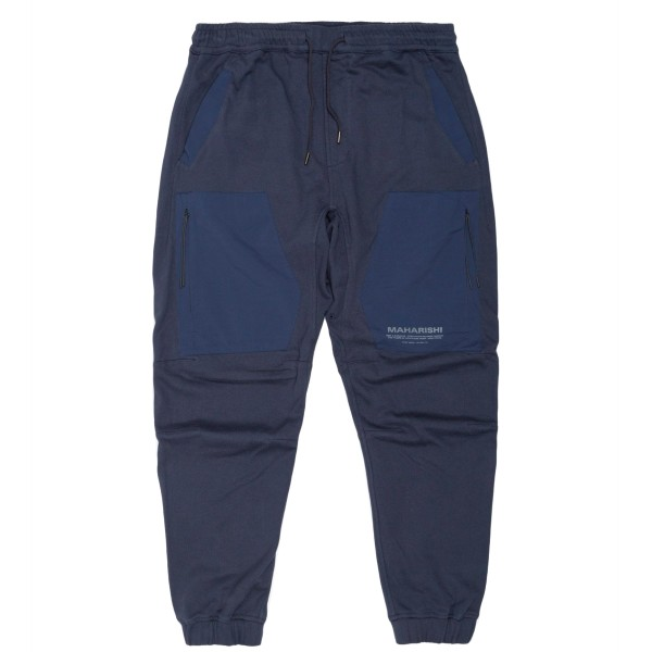 Maharishi Tech Sweatpants (Navy/Indigo)