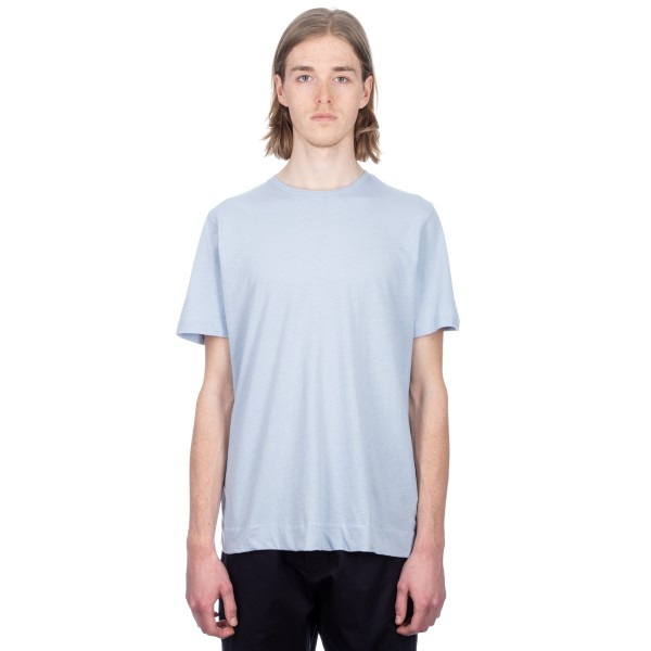 MHL by Margaret Howell Basic T-Shirt (Cotton Linen Jersey Cloud)
