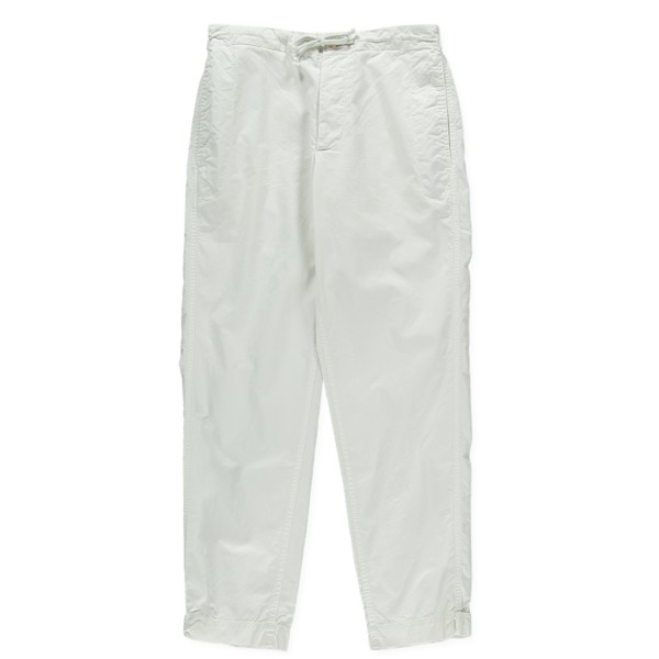 MHL by Margaret Howell Fine Cotton Twill Jogger (Chalk)