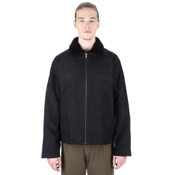 MHL by Margaret Howell Marine Jacket (Black)
