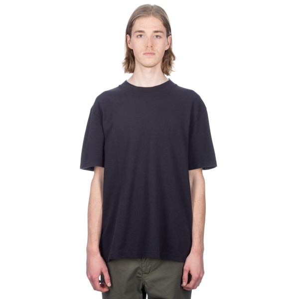 MHL by Margaret Howell Pique T-Shirt (MHL Pique Jersey Navy)
